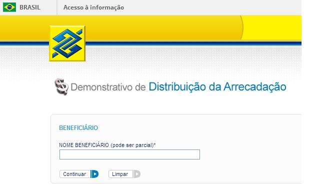 Consulta Banco do Brasil Transferencia l